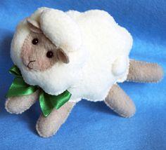 Овца Малыш