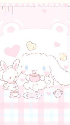 ʚ♡ɞ pinterest: horrorbaby Kawaii Wallpaper, Wallpaper S, Sanrio Wallpaper, Hello Kitty Wallpaper, Kawaii Tattoo, Cute Faces, Kawaii Room, Kawaii Art, Kawaii Anime