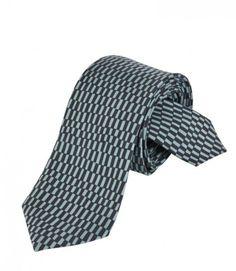 Silk Tie Delaunay - Sonia Delaunay-Terk Collection http://tienda.museothyssen.org/en/collections/coleccion-sonia-delaunay-terk/corbata-rectagulos-verde-negro-delaunay.html