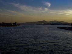 Pireaus Port by tsivas, via Flickr