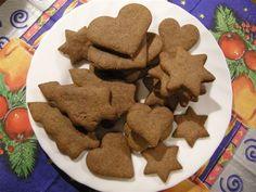 Gingerbread Cookies, Nutella, Desserts, Food, Gingerbread Cupcakes, Tailgate Desserts, Deserts, Eten, Postres
