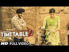 Kulwinder Billa Time Table 2 (ਟਾਈਮ ਟੇਬਲ 2) Full Video | Latest Punjabi Song 2015 - VideosGoesViral