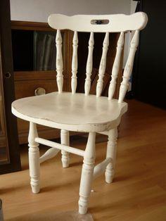 Koptatás lépésről lépésre - egy régi szék átalakulása - BornToDIY - Mert kreativitásra születtünk !