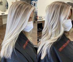 Blonde Hair Looks, Blonde Hair For Summer, Blonde Hair Color Natural, Thin Blonde Hair, Cool Ash Blonde, Light Blonde Hair, Hair Color And Cut, Balayage Hair, Blonde Hair Lowlights