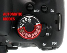 Canon T3i tutorials: setup, shooting,   adjusting modes
