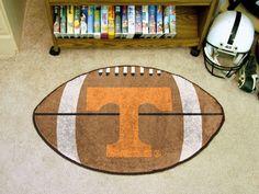 Football Mat - University of Tennessee