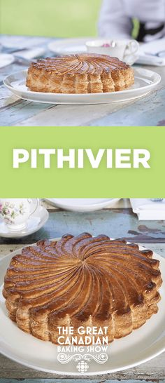 This week's Technical Bake was a puff pastry pie that put the remaining bakers to the test. Baker Recipes, Pastry Recipes, Dessert Recipes, Cooking Recipes, Desserts, Canadian Cuisine, Canadian Recipes, Yummy Treats, Sweet Treats