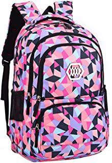 Amazon.co.uk : school bag Girl Backpacks, School Backpacks, Personalized Backpack, Satchel Backpack, Backpack Reviews, Sports Shops, Kids Bags, Primary School, School Bags