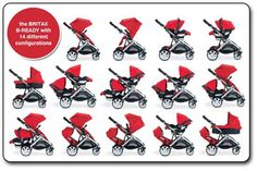 Babble's Best New Strollers: Spring 2012 - Favorite Double Strollers - Britax B-Ready Baby On The Way, Baby Love, Double Strollers, Baby Strollers, Britax B Ready Stroller, Baby Weeks, Baby Must Haves, Rustic Baby, Baby Gear