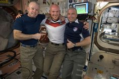 Watching the World Cup Aboard the International Space Station | NASA