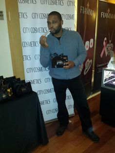 Anthony Anderson loves his City Lips!