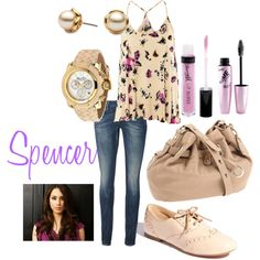 """""""Spencer Hastings frm Pretty Little Liars"""""""