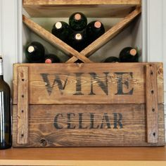Perfect for a wine-themed room!