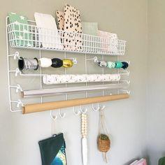 Craftroom Ideas, Bakery Kitchen, Organising, Storage Organization, Organize, Room Decor, Study, Shelves, Marketing