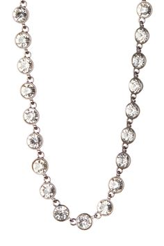 Crystal Stone Necklace by Stephan & Co on Stone Necklace, Stones And Crystals, Nordstrom Rack, Diamond, Jewelry, Products, Rock Necklace, Jewlery, Bijoux