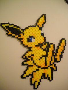 Pokemon Jolteon/Mew Hybrid (Updated) by RetroNinNin on DeviantArt