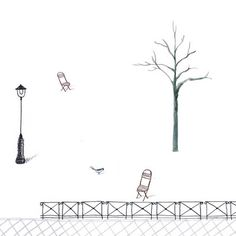 Illustrator Alicia Varela. I love her work!
