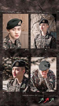 Kyungsoo, Chanyeol Cute, Exo Album, Exo Lockscreen, Handsome Korean Actors, Exo Fan, Exo Ot12, Do Kyung Soo, Kpop Exo
