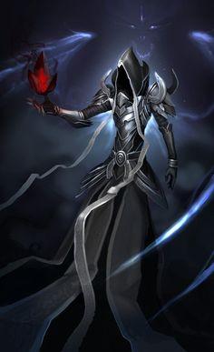 Malthael - Reaper of Souls by funzee.deviantart.com on @deviantART
