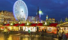 Groupon - ✈ Edinburgh or London Christmas Markets: up to 3 Nights with Dublin Flights* in Deluxe Breaks. Groupon deal price: €59