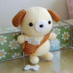Doggy Gurumi Crochet Pattern