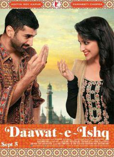 I want to watch this movie. I don't like Aditya's beard. He looks better without one.