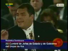 Evo Morales y Rafaél Correa, ponen en su lugar a Jorge Ramos. ¡Bien hecho! - YouTube