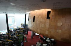 Peckham Library | 25 Incredible European Libraries To Visit Before You Die