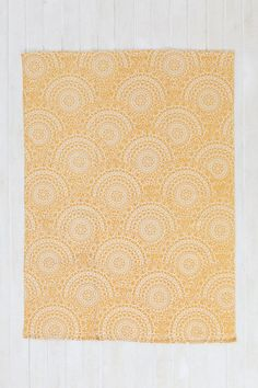 Plum & Bow Gossamer Rug - Urban Outfitters @DeeDee Suzich go to link 5X7 $90 grey or yellow