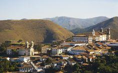 Ouro Preto, um dos destinos mais disputados em Minas Gerais