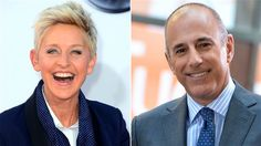Matt takes another crack at Ellen! See his larger-than-life billboard prank