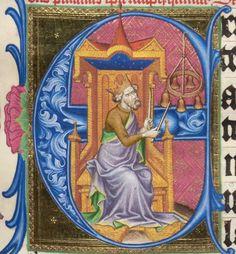 Biblia veteris et novi testamenti (Grillinger-Bibel) 1428  Clm 15701  Folio 204r