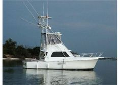 1966 34 (ft.) Hatteras Yachts Flybridge Sport Fish