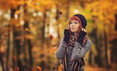 Autumn Blues by Vitaly & Julia Zaporozhenko
