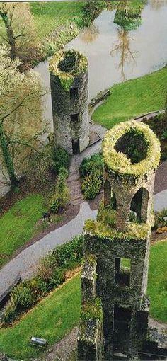 Blarney Castle County Cork, Ireland
