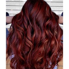 Burgundy Brown - 40 Red Hair Color Ideas – Bright and Light Red, Amber Waves, Ginger Hair Color - The Trending Hairstyle Fall Red Hair, Fall Hair Colors, Spring Hair, Summer Hair, Autumn Hair Color Auburn, Ombre Hair Color, Hair Color Dark, Hair Color With Red, Red Burgundy Hair Color