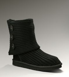 The Uggs I want!! UGG® Classic Cardy for Women | Crochet Knit Boots at UGGAustralia.com