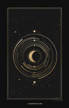 "Danse de La Luna Totem - La Danse de La Lune @ CocorrinaClair de Lune Clair de Lune is French for ""light of the moon"", or ""moonlight"". It may refer to: The music was featured in the 2001 film Ocean's Eleven. Inspiration Art, Art Inspo, Moon Circle, Circle Art, Circle Of Life, Art Et Illustration, Moon Art, Grafik Design, Moon Child"