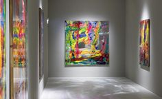 Image result for dale frank paintings