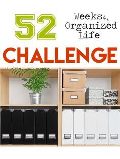 Getting organized and staying organized always seem to be on my list of New Year's Resolutions. Would you like to join me in getting organized for 2015? Each week we will tackle one area of the home to help you get organized, reclaim your sanity, and save money since disorganization can lead to spending more or missing out on discounts.:: Organization Challenge
