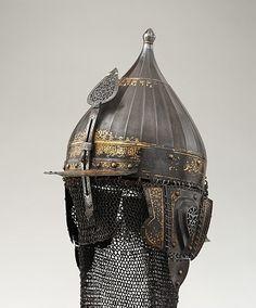 Turkish Helmet, 16th century