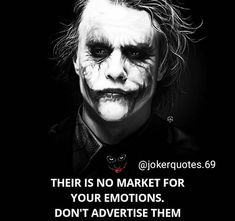 Top Quotes, Best Quotes, Life Quotes, Creepy Clown, Joker Quotes, Mad Men, Jokes, Photo And Video, Attitude