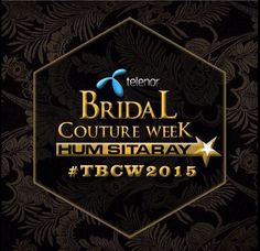 Telenor Bridal Couture Week Deeya Jewellery will be featuring our latest collection for the amazing designer Sobia Nazir Indian Bridal Fashion, Jewellery Uk, Couture Week, Indian Jewelry, Bridal Style, Pakistani, Fashion Show, Amazing, Collection