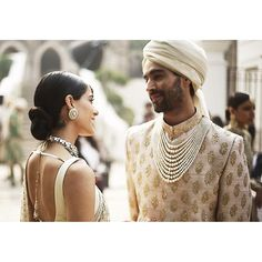 #Summer2016Campaign #Bespoke #Menswear #Ivory #Classic #ThDandyMaharaja #Maharani #TheSabyasachiSari #HandCraftedInIndia #MadeInIndia #MakeInIndia #BasraPearls #Regal #Royal #Heritage #TheWorldOfSabyasachi @kishandasjewellery #KishandasForSabyasachi #TheSabyasachiFlagShipStoreNewDelhi @sabyasachidelhi #SabyasachiMukherjee #Sabyasachi by sabyasachiofficial