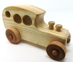 Handmade, Handcrafted, Wooden Toy Car, Hot Rod, Pine Wood, Kids Toys, Toddler Toy, Wooden Toys, Toys For Boys, Toys For Girls, Toys, Gifts For Kids #odinstoyfactoy #Tallahassee #Florida #handmade #handcrafted #woodentoys #toys #cars #hotrods