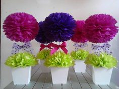 Baby girl announcement food New Ideas Party Centerpieces, Flower Centerpieces, Baby Girl Announcement, Diy And Crafts, Paper Crafts, 90th Birthday Parties, Little Pony Party, Purple Party, Hello Kitty Birthday