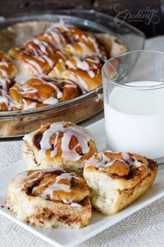 Fluffy Cinnamon Rolls - soo good you can hardly stop at one