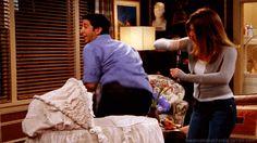 Por qu� en realidad nunca olvidamos a Ross y Rachel