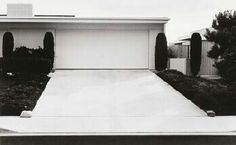 Lewis Baltz, Tract House #23, 1971