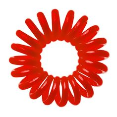 invisibobble Traceless Hair Ring x3 - Raspberry Red